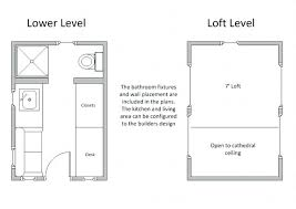 tiny floor plans tiny house floor plans plan with no loft frivgame co