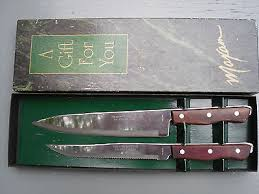 maxam kitchen knives maxam stainless steel kitchen knife boxed 2 set rainbow