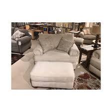 Flexsteel Upholstery Fabric Patterson Fabric Sofa Cedar Hill Furniture