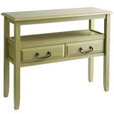 Green Console Table Console Table Consoles House And Foyers