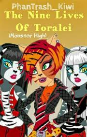 monster lives toralei story toralei