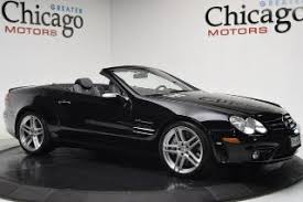 2008 mercedes sl55 amg for sale used 2008 mercedes sl class for sale in chicago il edmunds