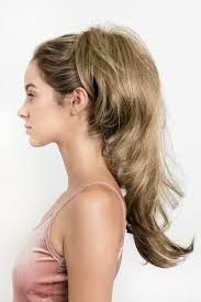 ponytail hair ponytail soho style