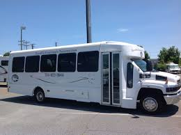 party bus outside silverfox limos lincoln limos hummer limos chauffeured
