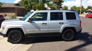 offroad jeep patriot 2013 silver sport arizona jeep patriot forums