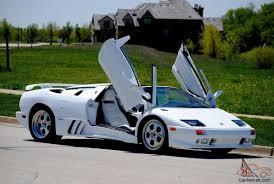 lamborghini diablo roadster for sale diablo vt roadster v8