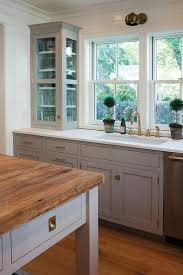 Gray Cabinets With White Countertops Best 25 Light Gray Cabinets Ideas On Pinterest Light Grey