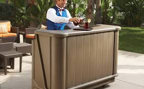 patio u0026 pergola portable patio bar terrifying u201a delicate portable