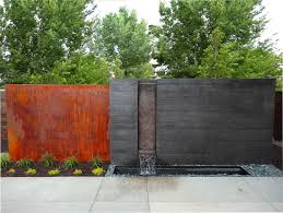 Backyard Feature Wall Ideas Appmon