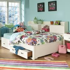 Zayley Bookcase Bedroom Set Park City White Full Size Study Lounge Bed By Legacy Classic Kids