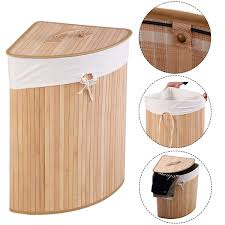 Commercial Laundry Hamper by Corner Bamboo Hamper Laundry Basket Laundry Baskets Laundry