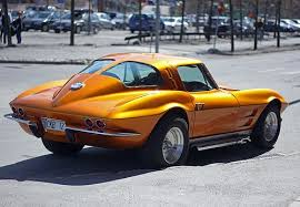 what year was the split window corvette made corvette chevrolet corvette stingray chevrolet corvette and