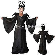 Halloween Costume Maleficent Quality Halloween Black Maleficent Dress Maleficent Costume