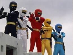 sentai power rangers adaptation den geek