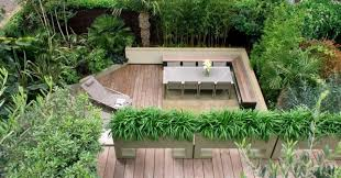 corner garden design surprising best 25 landscaping ideas on