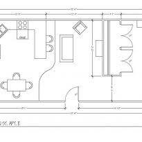 floor plan of my house prospectors cabin 12x12 cabin floor plans free crtable
