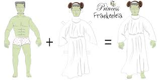 Halloween Costume Princess Leia Frankenstein Deciding Princess Leia Halloween