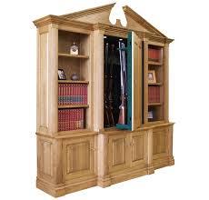Wood Gun Cabinet Diy Hidden Wood Gun Cabinet Plans Pdf Download Kid Playhouse Plans
