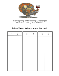 Best Wines For Thanksgiving 2014 Thanksgiving Wine Game