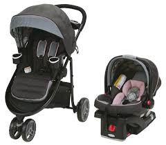 graco verb click connect travel system with snugride click