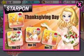 starpon thanksgiving day 2014 continues app fan