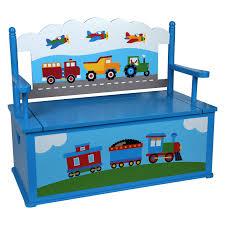 Kids Storage Bench Fantasy Fields Magic Garden 3 Drawer Storage Bench Hayneedle