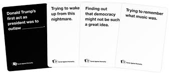 cards against humanity stores cards against humanity vows to border wall construction save