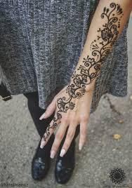 12 pcs kit henna tattoo cat warna hitam profesional tangan tato