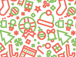 christmas pattern christmas pattern by titus smith dribbble