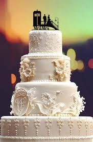 tardis wedding cake topper doctor who wedding cake topper lovely awesome wedding cake toppers