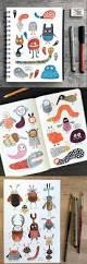 Home Design Doodle Book by Best 25 Doodle Illustrations Ideas On Pinterest Doodle Ideas
