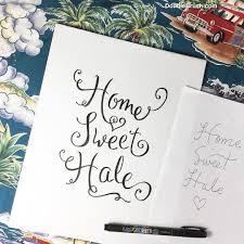 hawaiian home decor home sweet hale means home sweet home in hawaii hale is the
