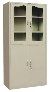Computer Desk With File Cabinet Steel Office Furniture File Cabinet Storage Locker Safe Cabinet
