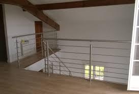 garde corps bois escalier interieur inox pyrénées galerie u003e intérieur u003e escaliers
