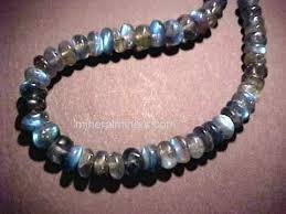 large silver beads necklace images Rounded bead necklaces natural gemstone beads jpg
