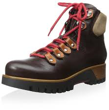 womens brown leather boots sale amazon com manas s aspen leather hiking boot ankle bootie