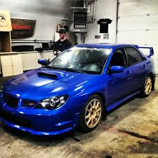wrx subaru 2007 sheldon u0027s 2007 wrx sti odd man out performance