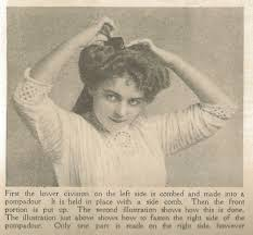 hairstyles from 1900 s women s hairstyles early 1900s unique downton abbey hair styles