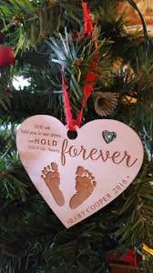 personalized memorial christmas ornament engraved christmas