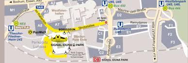 jobs muenchen flughafen parken anfahrt zum signal iduna park bvb de