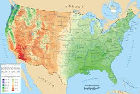 Map Of Time Time Zone Map Of The United States Nations Online Project Usa
