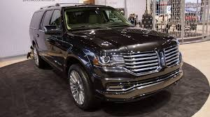 Lincoln Navigator 2015 Interior 2015 Lincoln Navigator 6 Things We Learned 2014 Chicago Auto Show