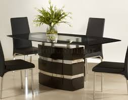 table appealing modern bamboo dining room table notable modern