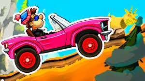 hill climb racing monster truck hill climb racing 2 sports car unlock android gameplay 5