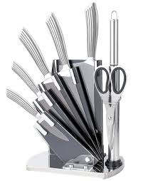 8pcs german knife set arshia