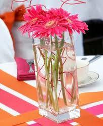 Wedding Flowers Table Decorations Summer Wedding Centerpieces