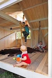 Playhouses For Backyard by Best 25 Wooden Playhouse Ideas On Pinterest Wooden Outdoor