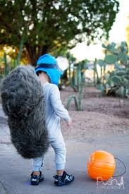 Aviator Halloween Costume Rocky Flying Squirrel Diy Aviator Hat Posh Progress