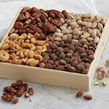 nuts gift basket gourmet nut gifts mixed nut gift baskets shari s berries