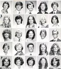 high school yearbooks photos hairdos 1979 monterey high school lubbock hairdos